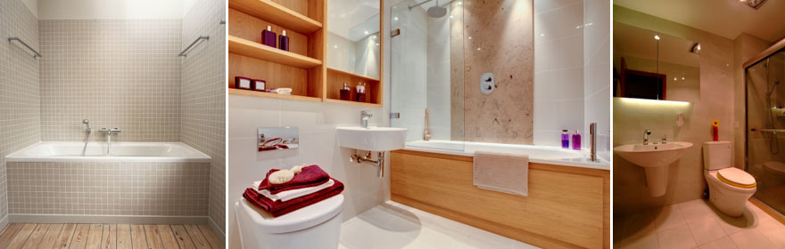 <h1> Bathroom Renovations </h1> Our bathroom renovations will transform your home and increase re-sale value.